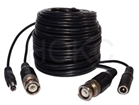 30M  BNC-M and power supply extending  cable